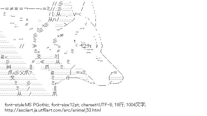 [AA]犬 (動物)