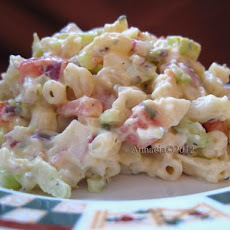 Low-Carb Low-Calorie Macaroni Salad