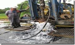 Fuentes de agua subterráneas