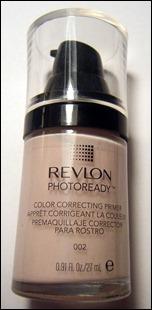 Revlon Color Correcting PhotoReady Primer