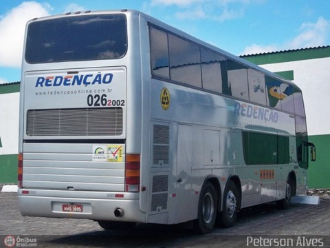 Redenção Transporte e Turismo 002