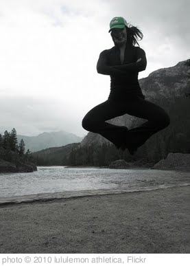 'Challenge #5-Jump Photo!' photo (c) 2010, lululemon athletica - license: http://creativecommons.org/licenses/by/2.0/