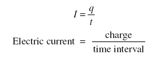 Electric Current equations 5-06-09 PM