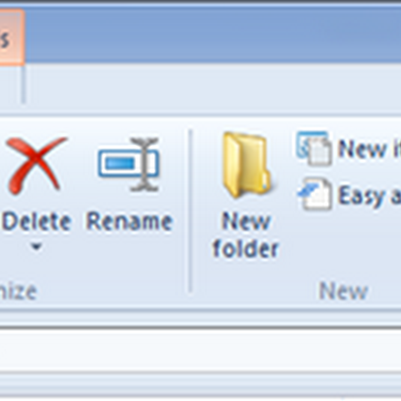 Microsoft Details Windows 8 Ribbon UI in Explorer