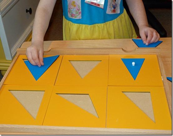 Geometric Tray #2 - 2