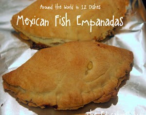 Mexican Empanadas from The Educators' Spin On It