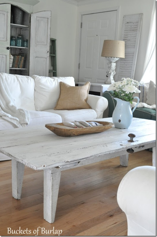 barn door coffee table 5