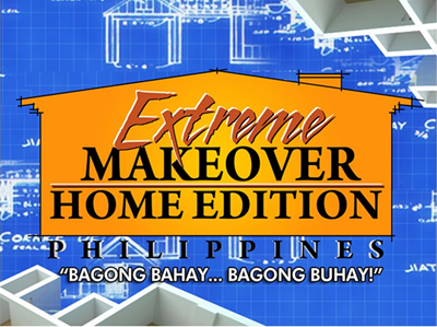 Extreme Makeover: Home Edition Philippines June 10 2012 Replay