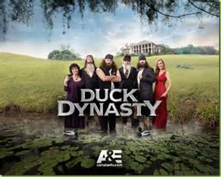 duck dynasty coming to the white house soon