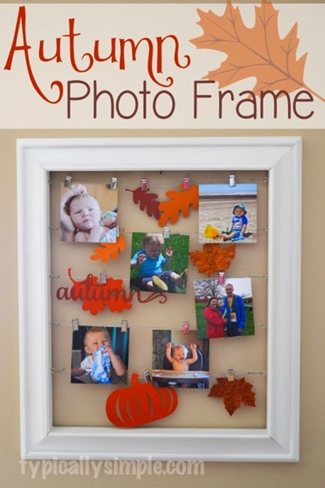 Autumn-Photo-Frame