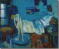 Picasso - The blue room