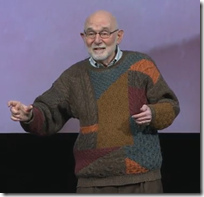 Syd Liberman speaks at RootsTech