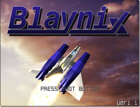Blaynix freeware shooter (2)