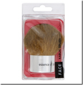 Essence Of Beauty Kabuki Brush Face