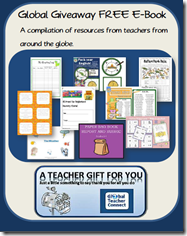 Global Giveaway E-Book Free Teacher Resources
