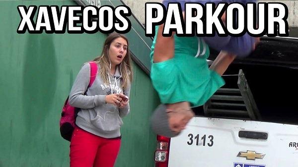 Xavecos de Parkour
