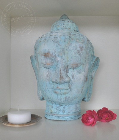 verftechnieken_Buddah_verdigris
