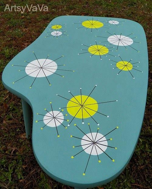 retro Table1T