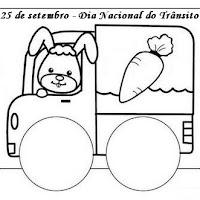 dia do transito atividades desenhos colorir346.jpg