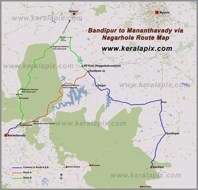Bandipur_Nagarhole_Mananthavady