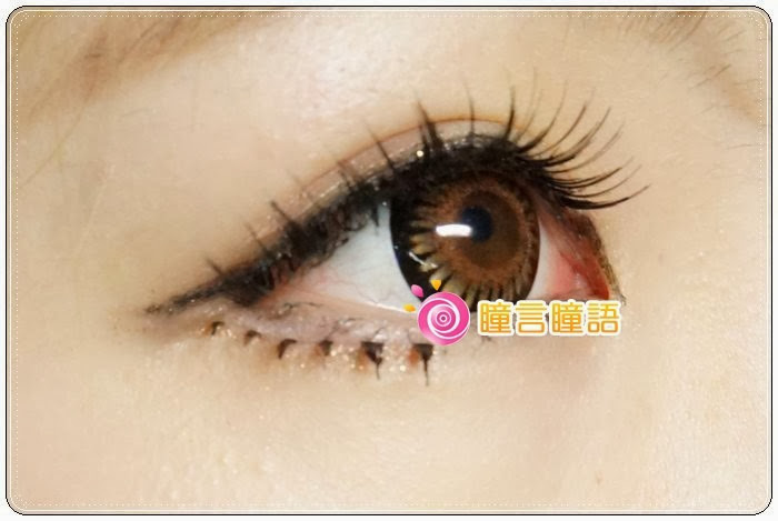 日本ROYAL VISION隱形眼鏡-Cinderella灰咖8