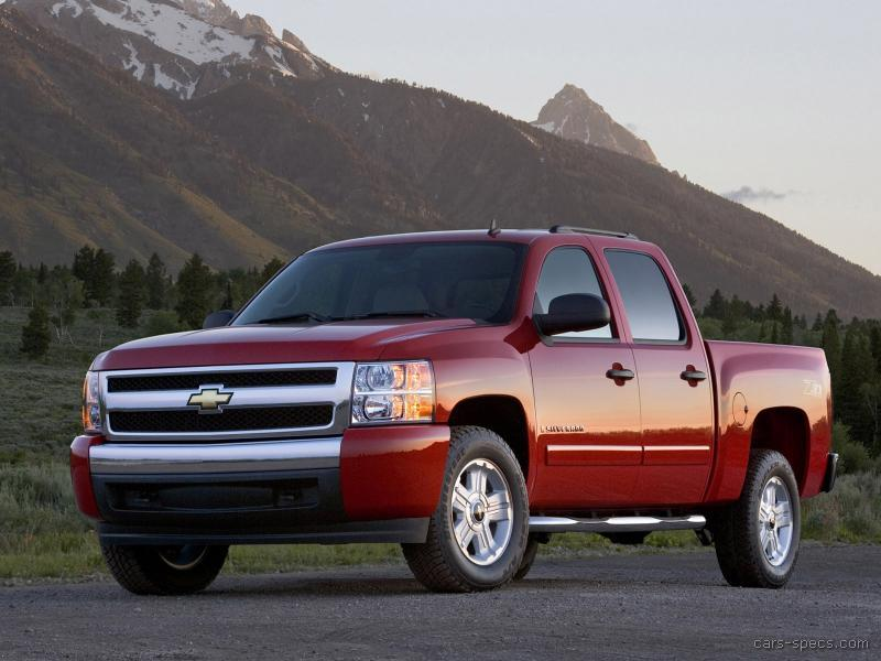 2007 chevrolet silverado 2500hd crew cab specifications pictures prices. Black Bedroom Furniture Sets. Home Design Ideas