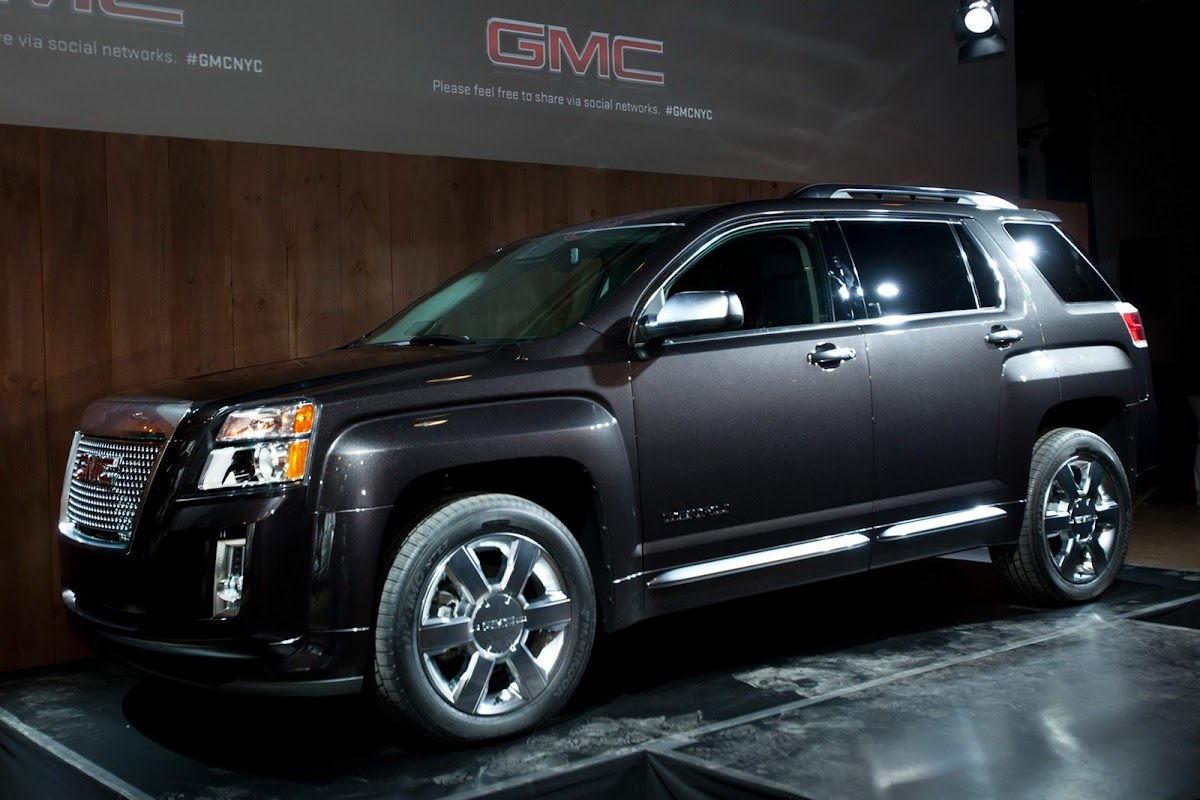 my gmc by 2013 gmc terrain denali priced from 35 350 to 38 600