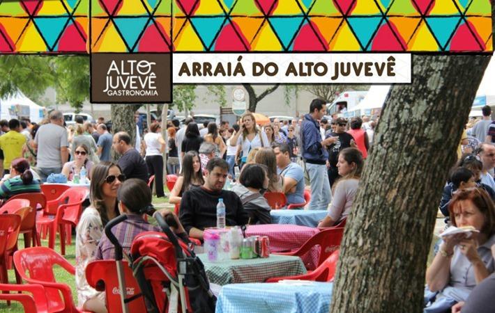feira alto juveve gastronomia curitiba