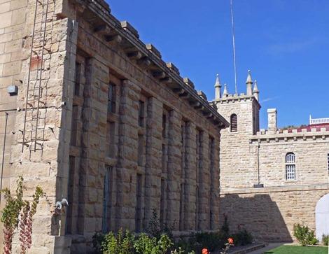 Old Boise Prison