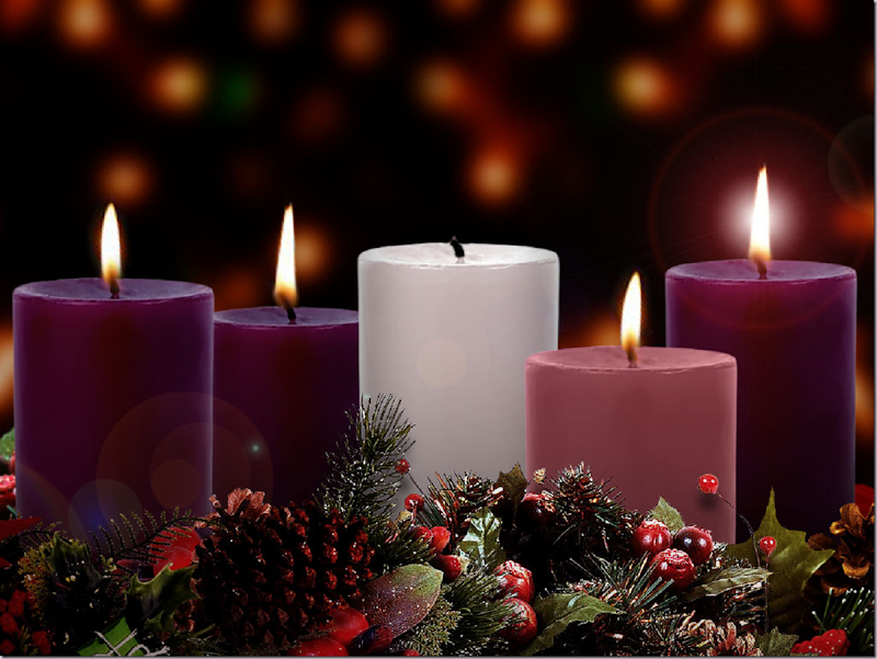 Fourth Week of Advent ~ The Candle of Peace