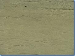 1911 Alberta - Writing-On-Stone Provincial Park - Battle Scene Trail -The Battle Scene petroglyphs