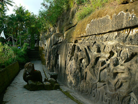 Bali picture: Yeh Pulu temple