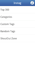 Screenshot of Instag - Instagram Tags