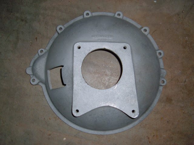 1953-56 264-322 Bell Housing for 49-64 Ford trans plus some later ones. Used  250.00