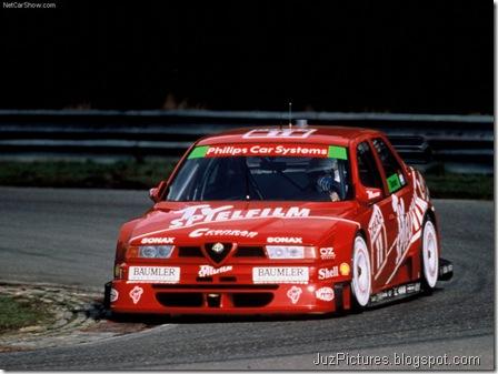 Alfa Romeo 155 2.5 V6 TI DTM 1