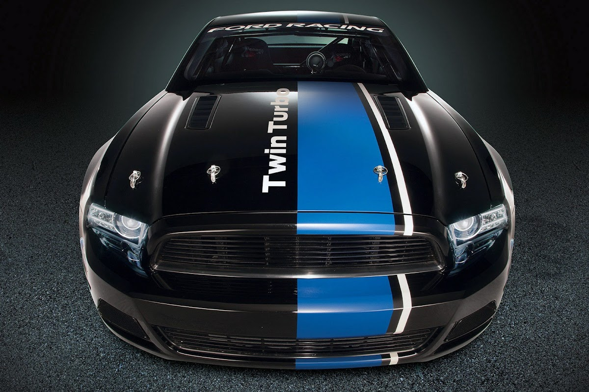ford mustang twin jet cobra 12