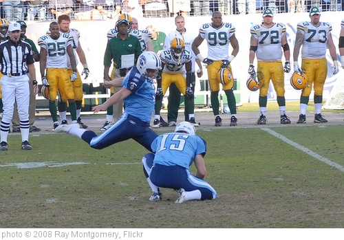 'Titans vs Green Bay75' photo (c) 2008, Ray Montgomery - license: http://creativecommons.org/licenses/by/2.0/