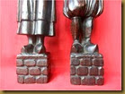 Patung eropa - kaki