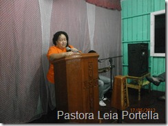Pastora Leia Portella