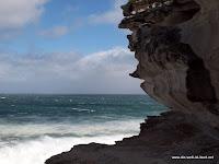 Bondi Beach Felsen