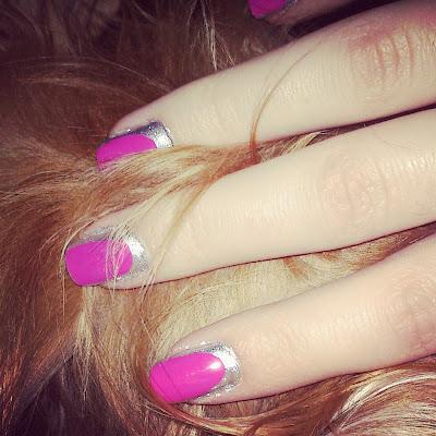 manicura chanel