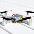 Crazyflie Nano Quadcopter with new motor mounts