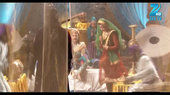 Jodha Akbar 20th August 2014  Jalal To Marry Atifa!