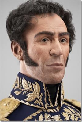 Bolívar en 3D