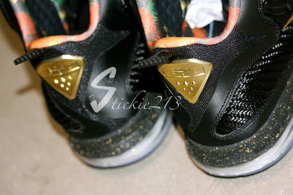 Detailed Look at LeBron James8217 8220Watch the Throne8221 PE