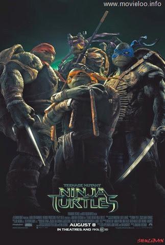 Teenage Mutant Ninja Turtles (2014) WEB-DL 720p