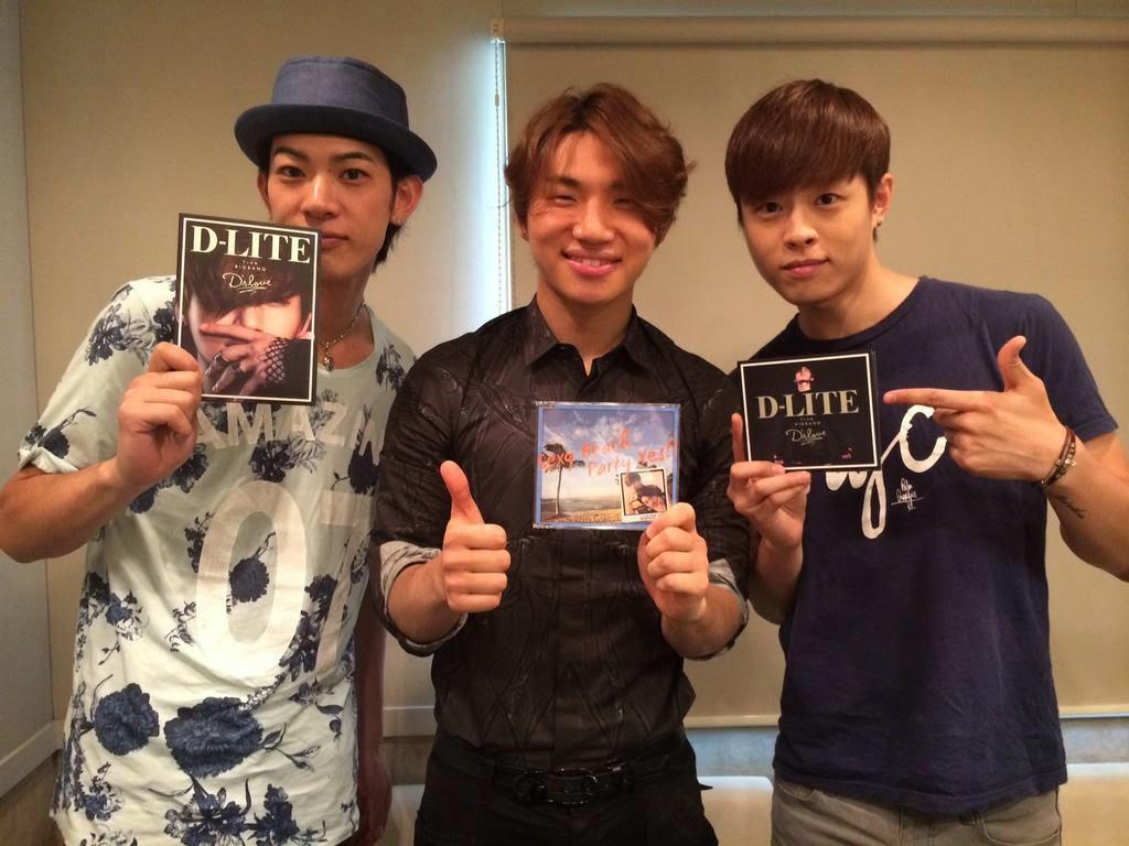 Dae Sung - FM Yokohama Aja Aja Friday - 25jul2014 - 01.jpg