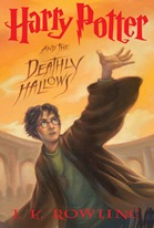 harry potter and the deathly hallows jk rowling