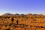 The Domes of Kata Tjuta - Yulara, Australia