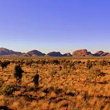 The Domes of Kata Tjuta - Yulara, Australia